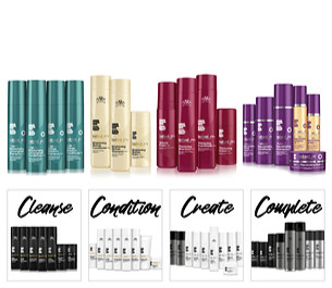 label.m professional hairdressing products